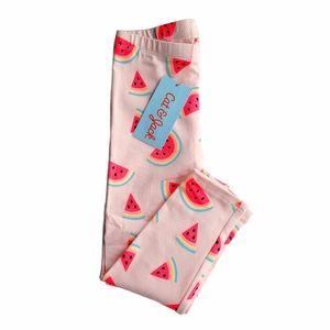 Cat & Jack Toddler Girls Watermelon Leggings - 2T